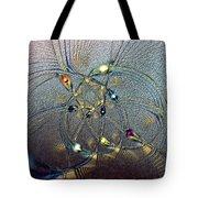 Inviolate Relativism Tote Bag