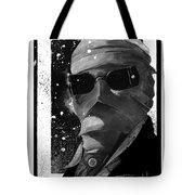 Invisible Man Tote Bag