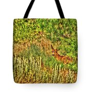 Invisible Nature One Surreal C Tote Bag