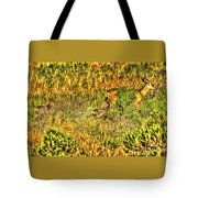 Invisible Nature Three Surreal C Tote Bag