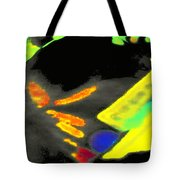 Invisible To The Naked Eye Tote Bag
