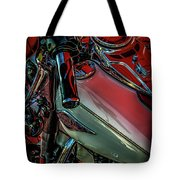Invitation To Ride 1492 H_2 Tote Bag
