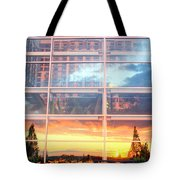 Involved With The World Tote Bag