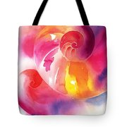 Inward Journey Tote Bag