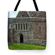 Iona Abbey Tote Bag