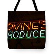 Iovines Produce Tote Bag