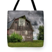Iowa Barn Tote Bag