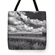 Iowa Cornfield Tote Bag