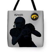 Iowa Football  Tote Bag