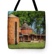 Iowa Silo Tote Bag