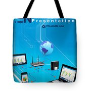 iPhone apps development company Sharjah Tote Bag