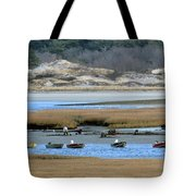 Ipswich River Clammers Tote Bag