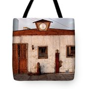 Iquique Chile Cantina Tote Bag