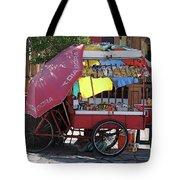 Iquique Chile Street Cart Tote Bag