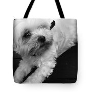 Ira Missed Mommy  Tote Bag