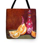 Iranian Lemons Tote Bag