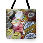 Ireland Cheese Vendor Tote Bag