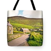 Ireland Farmland Tote Bag