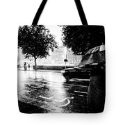 Ireland Rain Tote Bag