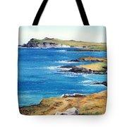 Ireland Sea Tote Bag