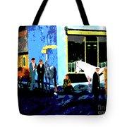 Irelandryans Tote Bag