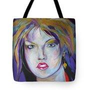 Iridescent Beauty Tote Bag