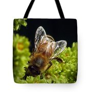Iridescent Wings Tote Bag