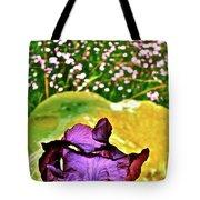 Iris 11 Tote Bag