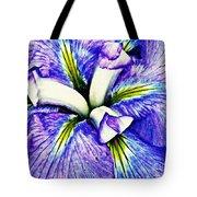 Iris 12 Tote Bag