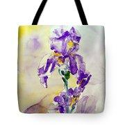Iris 2 Tote Bag