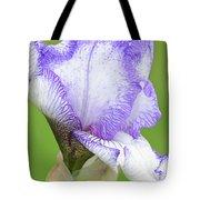 Iris Bud Autumn Circus Tote Bag