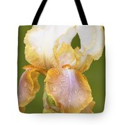 Iris Canary Frills Tote Bag