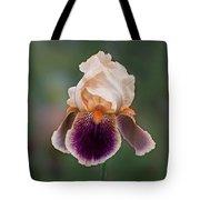 Iris Curls Tote Bag