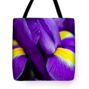 Iris Detail 2 Tote Bag
