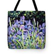 Iris En Folie Tote Bag