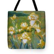 Iris Etude Tote Bag
