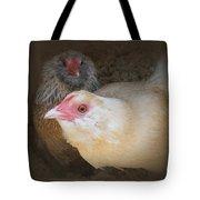 Iris Eye Tote Bag