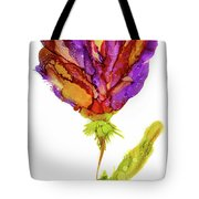 Iris Flower 2 Tote Bag