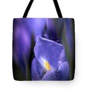 Iris Glow Tote Bag