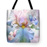 Iris - Goddess Of Serenity Tote Bag