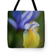 Iris Grace Tote Bag by Mike Reid