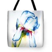 Iris II Tote Bag