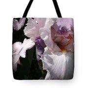 Iris Lace Tote Bag