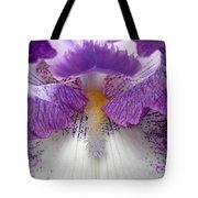 Iris Lashes Tote Bag
