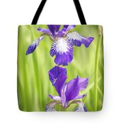Iris Pair Tote Bag