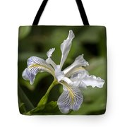 Iris Profile Tote Bag