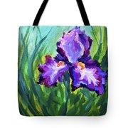 Iris Solo Tote Bag