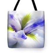 Iris Spring Tote Bag
