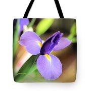 Iris Unfolding IIi Tote Bag