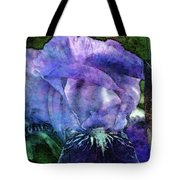 Iris With Buds 9821 Idp_2 Tote Bag